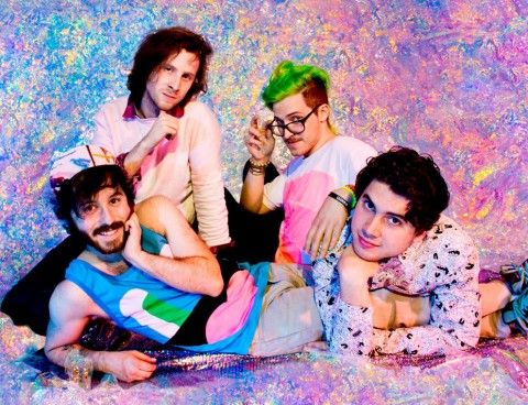 Anamanaguchi to make their Late Night with Jimmy Fallon debut on June 17