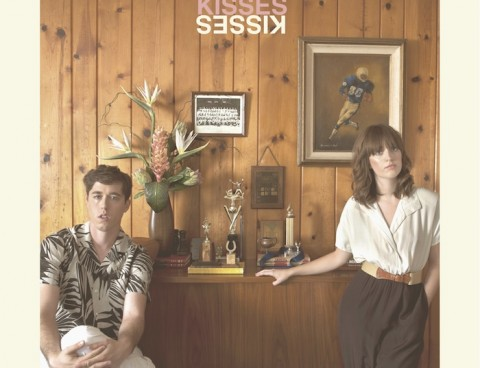 "Kisses debut video for ""Huddle"" from Kids in LA, out now on Cascine"