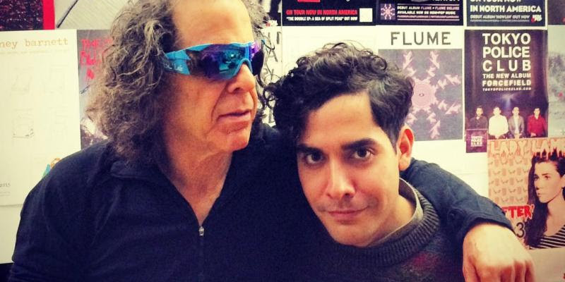 Neon Indian talks to Martin Rev of Suicide for The Talkhouse podcast & also featured on Tanlines' No Effects podcast