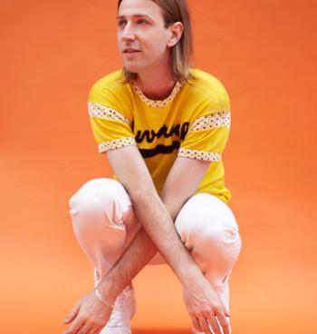 "Martin Crane premieres ""Gadesco"" music video via NOWNESS"