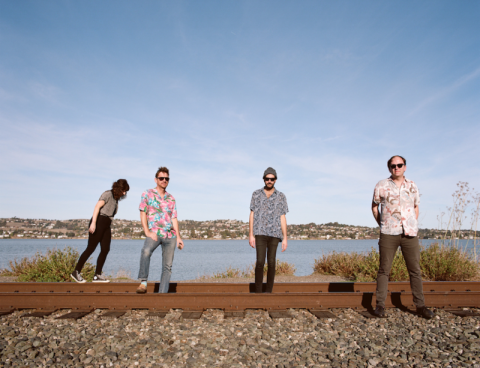 Stream the new Sonny & The Sunsets LP, produced by Merrill Garbus (tUnE-yArDs) now via Stereogum