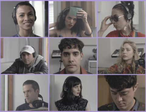 """Watch NEON INDIAN and friends cover Prince's """"Pop Life"""" for Pitchfork TV"""