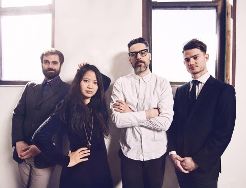"""Brooklyn Psych-Rockers Heliotropes release single """"Normandy"""" off their upcoming sophomore album via Lenny"""