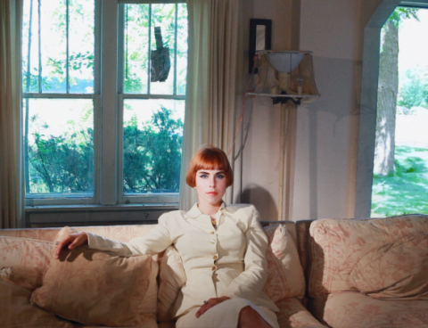 """Ziemba visits ghosts of her childhood in the """"With The Fire"""" video, watch it now via FADER"""