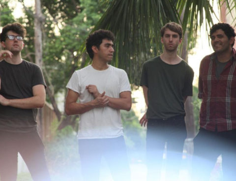 """Young Mammals announce upcoming album and share title track """"Jaguar"""" via Impose"""