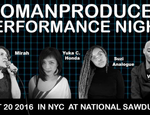 WOMANPRODUCER Series adds Mirah to Oct. 20 event at National Sawdust