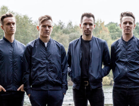 """Dutch Uncles share """"Big Balloon"""" video, new album out February 17 on Memphis Industries"""