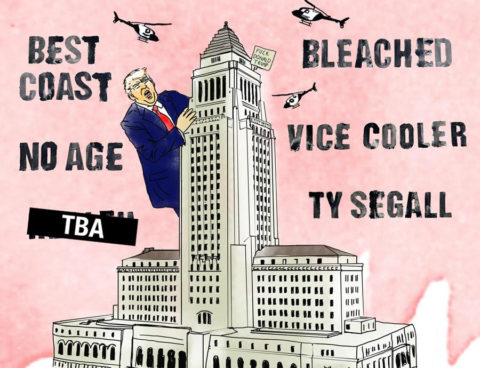 The Smell announces 19th Anniversary Weekend Celebration events, featuring No Age, Ty Segall, Best Coast, Bleached & much more!