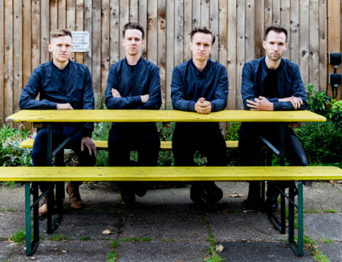 """Dutch Uncles share """"Streetlight,"""" new album 'Big Balloon' out February 17"""