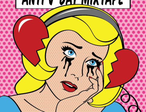 Force Field artists & staff curate Anti V-Day Spotify Mix, Vol. III