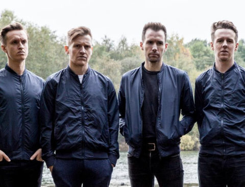"Dutch Uncles' ""Oh Yeah"" gets remixed by C Duncan, new album 'Big Balloon' out now"