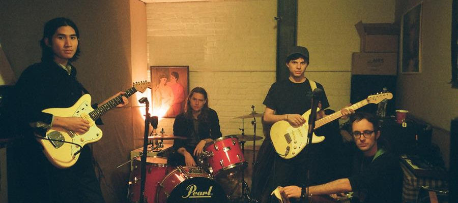 Stream the debut LP from Brooklyn's RIPS via Brooklyn Vegan