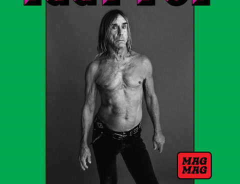 "Hear a new track from Iggy Pop, ""Asshole Blues,"" which kicks off a new flexi disc series on Jacuzzi Boys' Mag Mag label, via Rolling Stone"