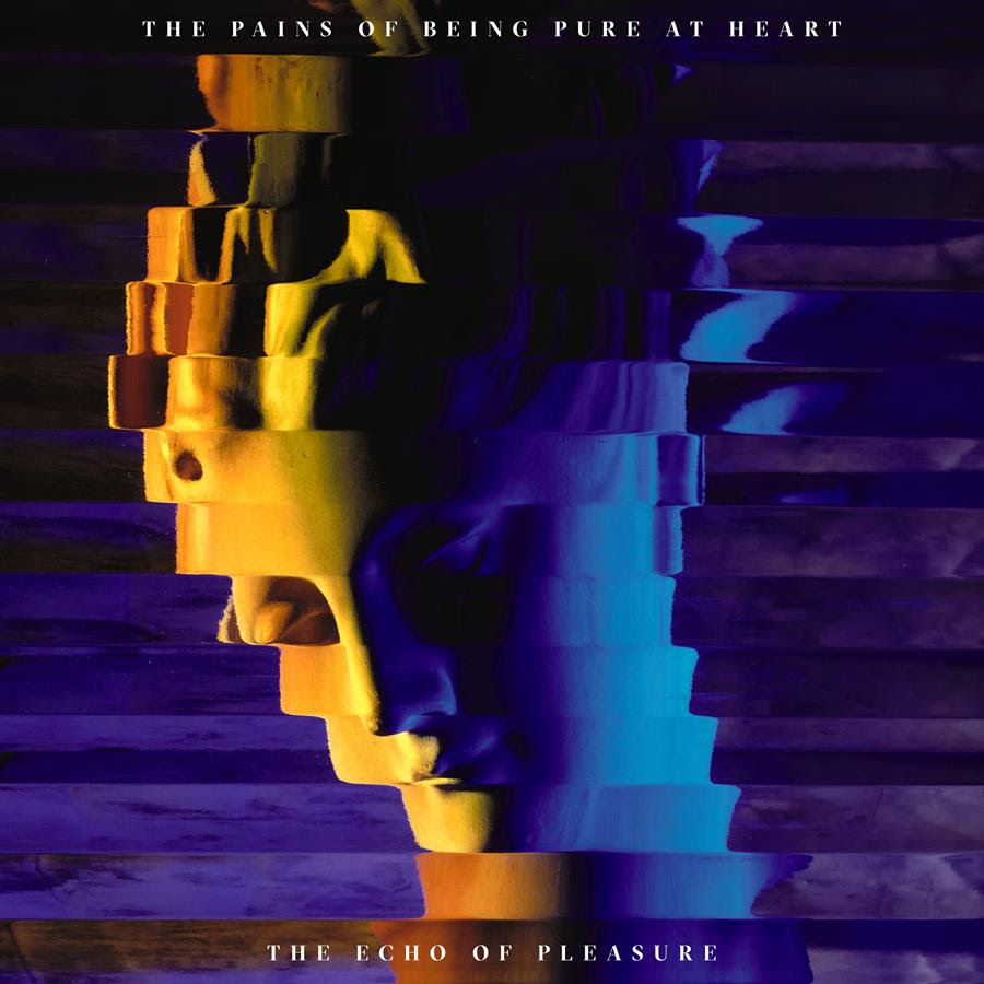 """Today the Pains of Being Pure at Heart announces its fourth album, The Echo  of Pleasure, due July 14on the band's own Painbow label – you can hear  """"Anymore ..."""