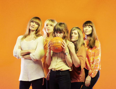 Beaches announce 'Second Of Spring' and share first track via Noisey