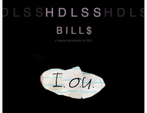 "HDLSS shares the disorientingly beautiful ""BILL$"" via Stereogum"