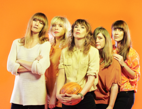 "Beaches share new track and music video for ""Arrow"" via Tiny Mix Tapes"