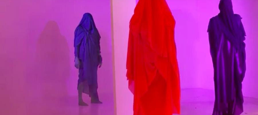 "Frankie Rose shares new track / video for ""Red Museum"" directed by Geneva Jacuzzi"