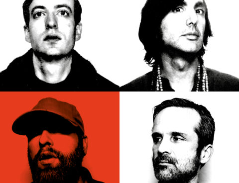 """MIEN, feat. members of The Horrors & The Black Angels, shares """"Earth Moon,"""" the second single from their debut LP, via Brooklyn Vegan"""