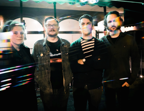 """LA shoegaze band Modern Time Machines shares """"High Noon"""" video loaded with Paul Thomas Anderson references"""