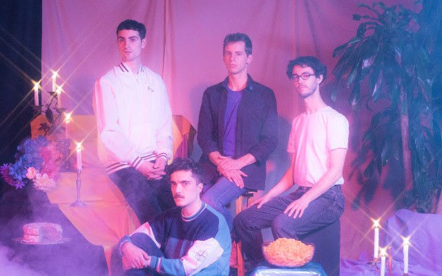Stream the debut album from Montreal's Look Vibrant via Stereogum
