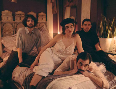 Living Hour announces new covers EP, shares Françoise Hardy cover & spring tour dates