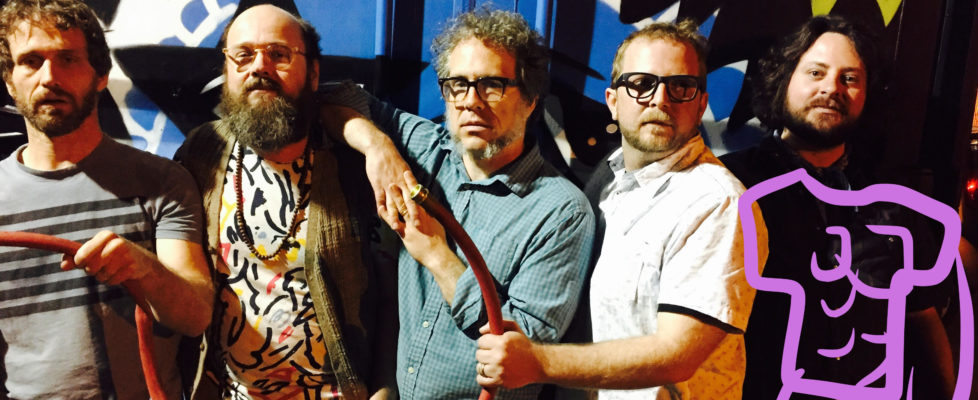 Robert Schneider's new band Air-Sea Dolphin releases split 7″ and video game with Sloshy, creators of Homestar Runner, via NPR