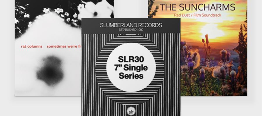Slumberland Records announces new singles club in advance of 30th Anniversary