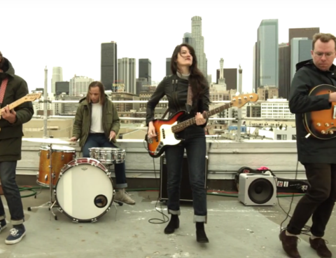 "Smokescreens braves LA's June Gloom in new video ""Waiting For Summer,"" via Self-Titled"