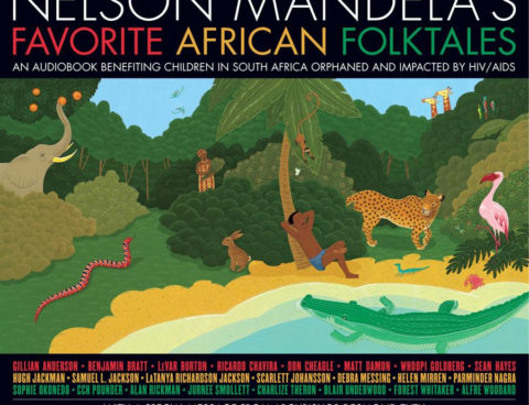 Nelson Mandela's Favorite African Folktales is coming to vinyl in Sept. via Wax Audio Group