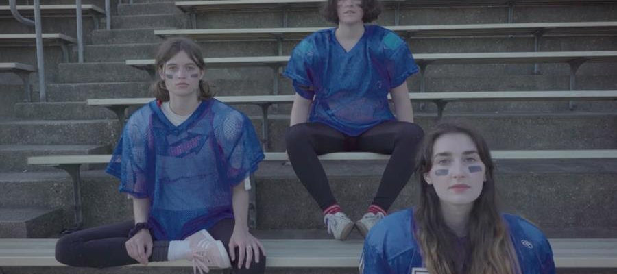 """The Ophelias' sophomore album is out today, watch the band hit the football field in new """"General Electric"""" video, plus new tour dates w/ WHY"""