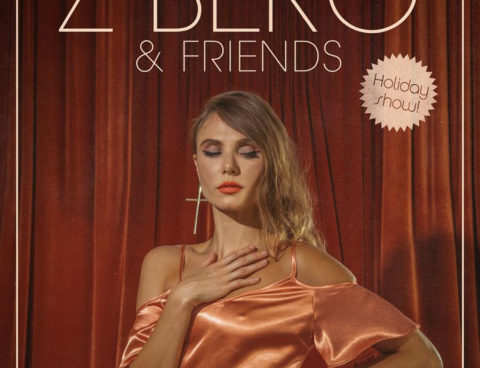 Z Berg announces Holiday Show on Dec. 15 at Pico Union Project – tickets on sale now!