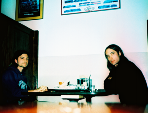 """Golden Daze explores their own complex friendship on new single/video """"Took A Fall"""""""