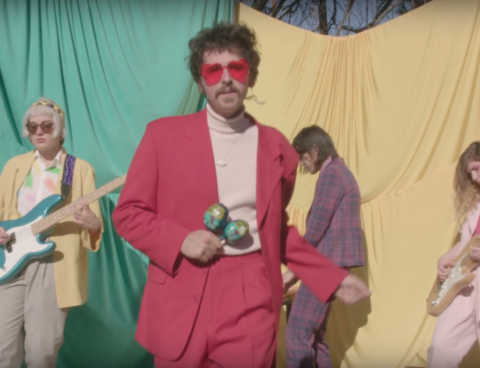 """Jonny Kosmo shares new single/video """"Jessica Triangle"""" from his forthcoming record; album release show on February 27th at the Highland Park Ebell Club"""