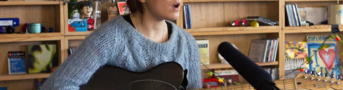 Cate Le Bon Performs Live on NPR's Tiny Desk Concert & Announces Tour Dates with Franz Ferdinand
