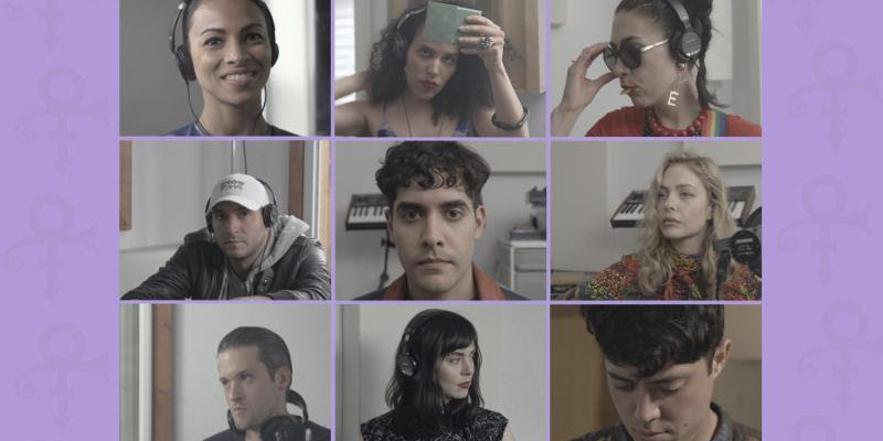 "Watch NEON INDIAN and friends cover Prince's ""Pop Life"" for Pitchfork TV"
