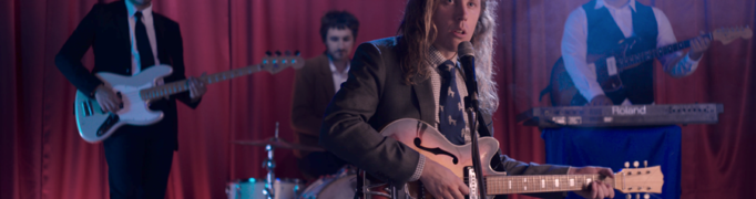 """Adult Books return with their Twin Peaks inspired music video """"Firewalking"""""""