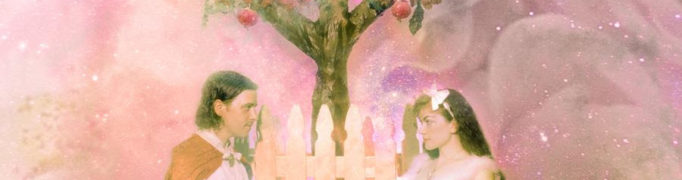 Holy Golden share the third track, Seven of Diamonds, off their upcoming EP out this Friday