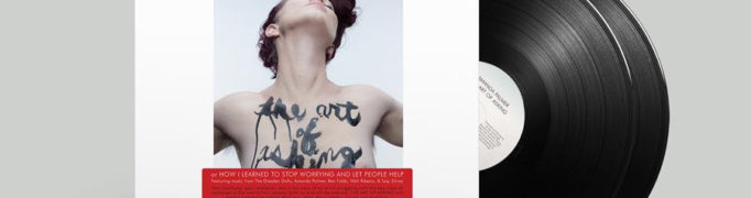 Amanda Palmer's The Art of Asking is out now on vinyl with alternate artwork via Wax Audio Group