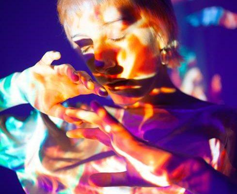 "Rare DM shares blacklit dance-pop debut single/video ""Caracal"" edited by Oliver Rivard via The Line of Best Fit; announces debut album 'Vanta Black'"
