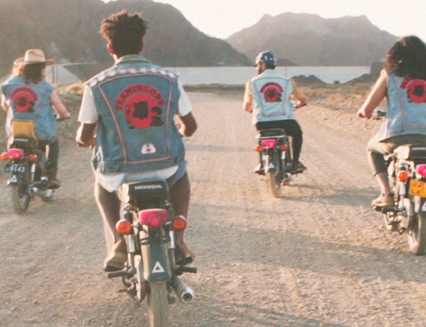 """UK band Flamingods share new single """"Paradise Drive""""; 'Levitation' is out on May 3rd"""
