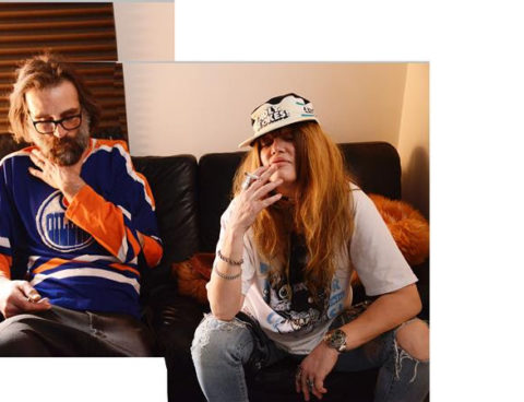 Listen to Royal Trux's long awaited, scuzzed-out new album, White Stuff, out today on Fat Possum