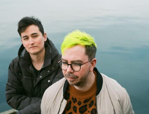 "Listen to Catacomb Saints' new hypnotizing post-punk ballad ""Bankquilizer"" via Spill Magazine"