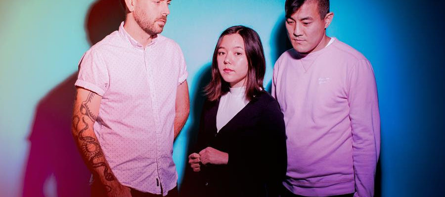 """Watch heartache from the afterlife take shape in Fanclub's new """"Uppercut"""" music video via The Line of Best Fit"""