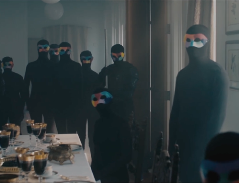 """Watch Rich Aucoin's dystopian sci-fi music video for """"The Other"""" via Clash; new albumReleaseis out May 17th"""