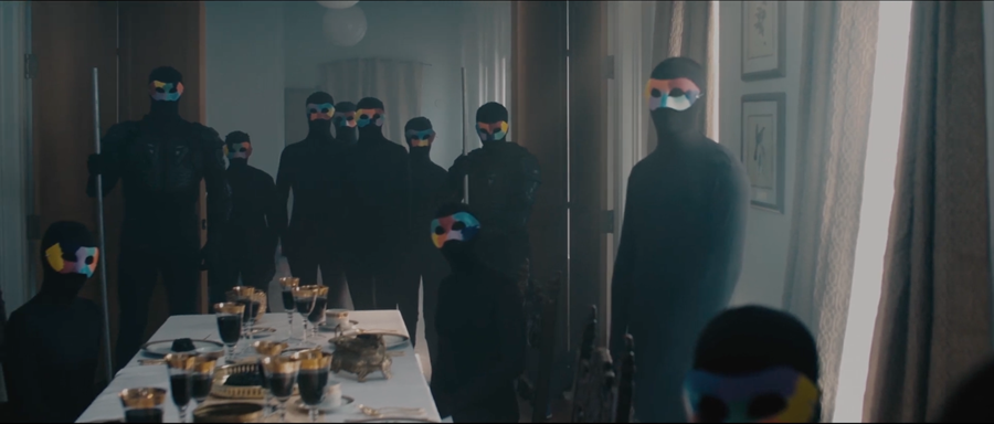 "Watch Rich Aucoin's dystopian sci-fi music video for ""The Other"" via Clash;  new album Release is out May 17th"