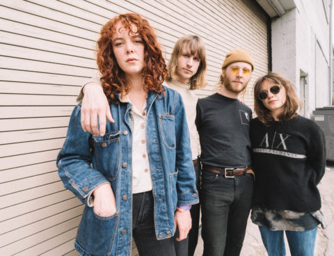 """Oh, Rose shares """"25, Alive"""" video via The Talkhouse, announces debut LP for Park The Van, on tour w/ Yeasayer now"""