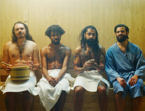 """Flamingods share their psychedelic fever dream music video for """"Olympia"""" via KCRW – announce new European tour dates"""