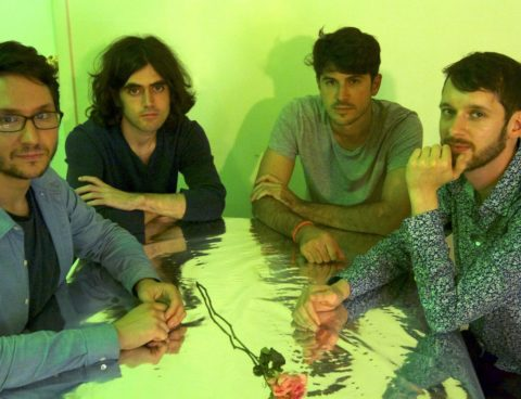 """Watch Miracle Sweepstakes' new """"Relative Mind"""" video via Treble Zine; their sophomore albumRorschached is due Nov. 22"""