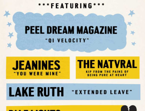 Slumberland Records announces 30th Anniversary show at Union Pool Dec. 14 feat. Peel Dream Magazine, The Natvral, Lake Ruth, Jeanines and Pale Lights (tickets on sale now)
